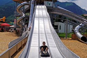 In Zell am See Kaprun there are a lot of awesome slides