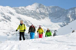 Skitourengehn in der Ferienregion Nationalpark Hohe Tauern