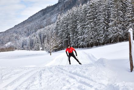 Cross-country skiing in the Holiday Region Hohe Tauern National Park