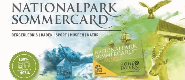 Nationalpark Summer Card