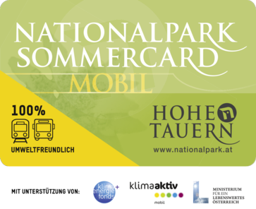 Nationalpark Sommer Card MOBIL