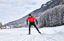 Cross-country skiing - tips